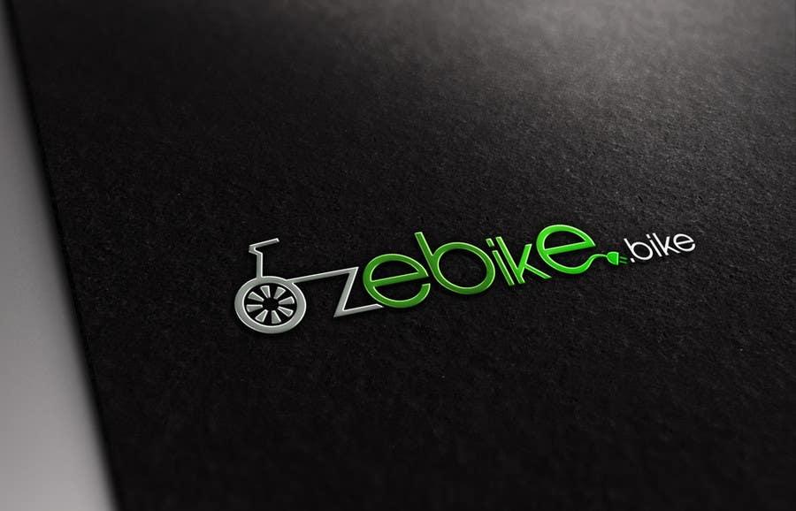 """Konkurrenceindlæg #114 for Design a Logo for """"ozebike.bike"""""""