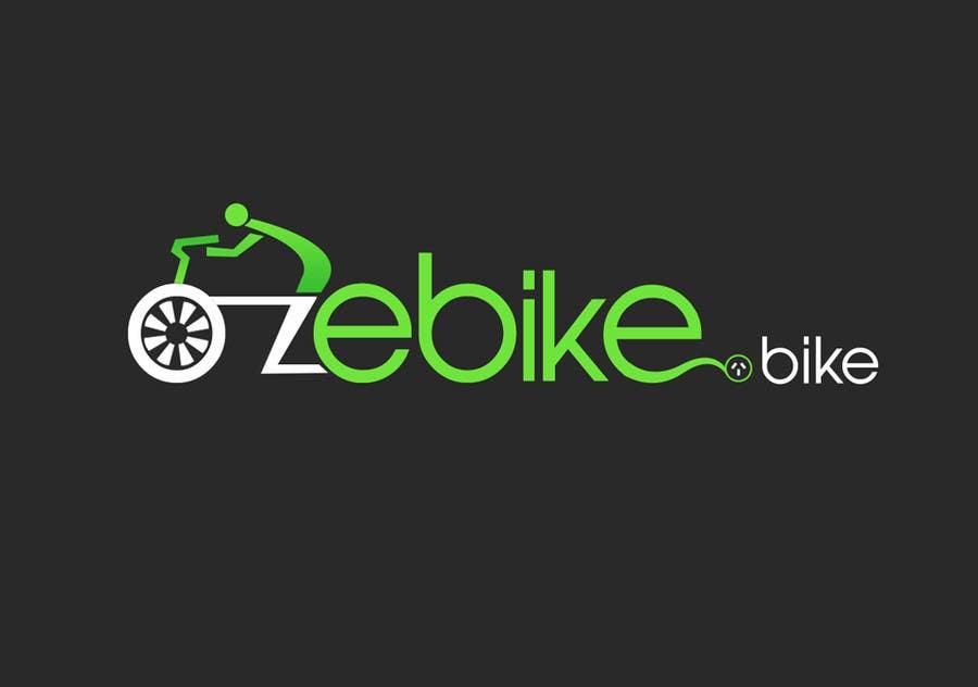 """Konkurrenceindlæg #184 for Design a Logo for """"ozebike.bike"""""""
