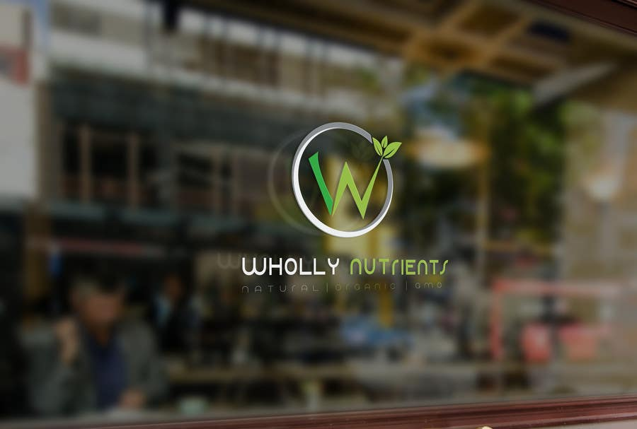 Contest Entry #163 for Design a Logo for a Wholly Nutrients supplement line