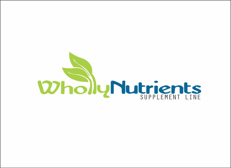 Contest Entry #225 for Design a Logo for a Wholly Nutrients supplement line