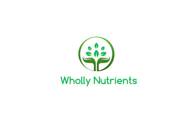 Contest Entry #206 for Design a Logo for a Wholly Nutrients supplement line