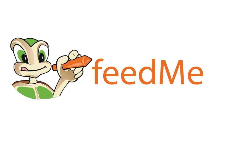 Contest Entry #                                        20                                      for                                         Design a Logo for feedME
