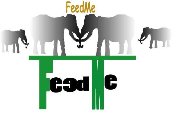 Konkurrenceindlæg #24 for Design a Logo for feedME