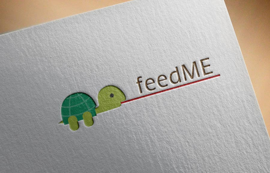 Contest Entry #                                        10                                      for                                         Design a Logo for feedME