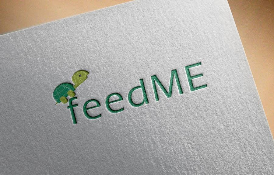 Konkurrenceindlæg #16 for Design a Logo for feedME