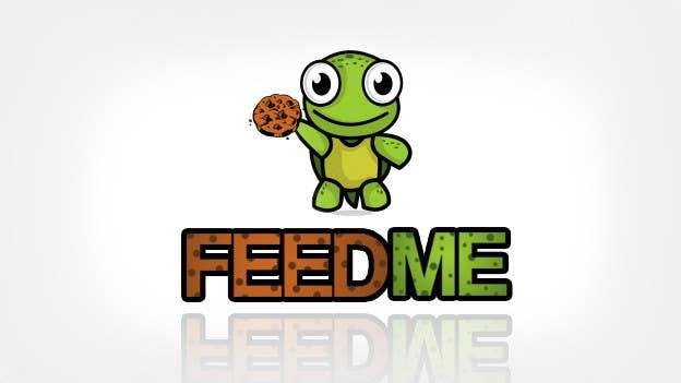 Contest Entry #                                        36                                      for                                         Design a Logo for feedME
