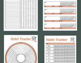 #24 for Habit Tracker by MDJillur
