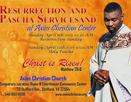 #5 for Design an Advertisement for Easter Flyer by tlacandalo