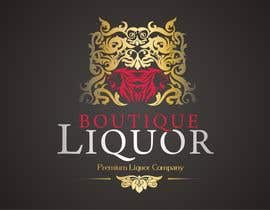 #614 para Logo Design for boutique liquor por suhas02