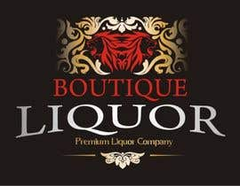 nº 623 pour Logo Design for boutique liquor par suhas02