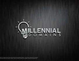 #101 for Design a Logo for MillennialDomains.com by neerajvrma87