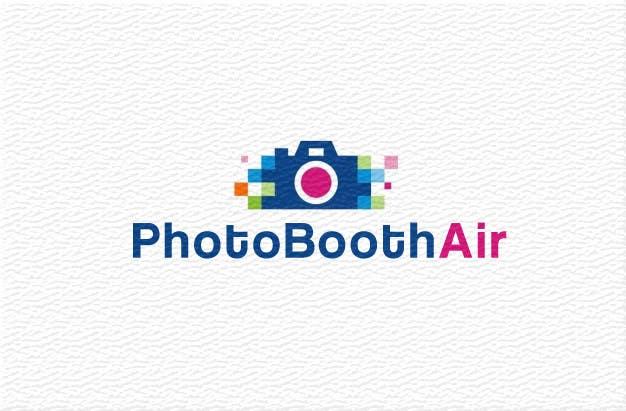 Konkurrenceindlæg #                                        86                                      for                                         Design a Logo for PhotoBoothAir
