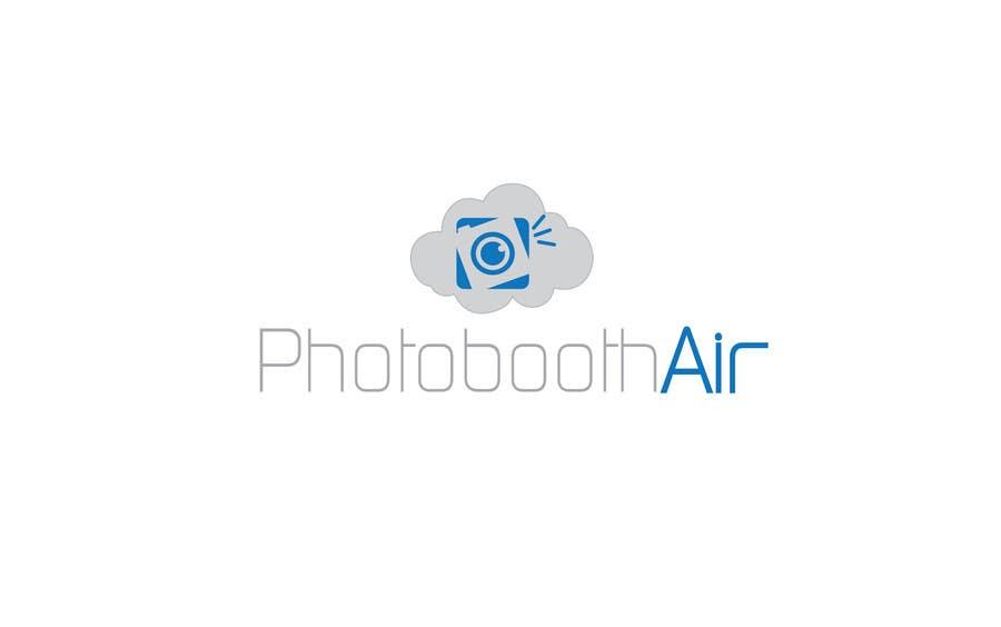 Konkurrenceindlæg #                                        9                                      for                                         Design a Logo for PhotoBoothAir