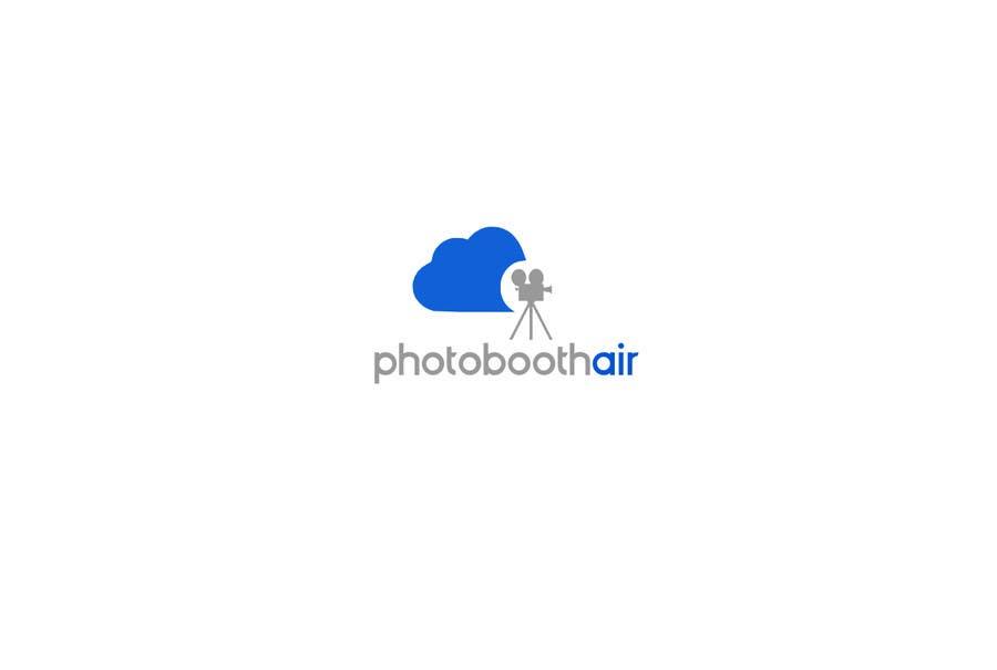 Konkurrenceindlæg #                                        74                                      for                                         Design a Logo for PhotoBoothAir