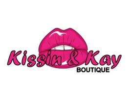 #109 for Company logo for Kissin & Kay Boutique af pushpitaroy12345