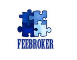 Nro 63 kilpailuun Logo Design for Feebroker käyttäjältä imehalingam