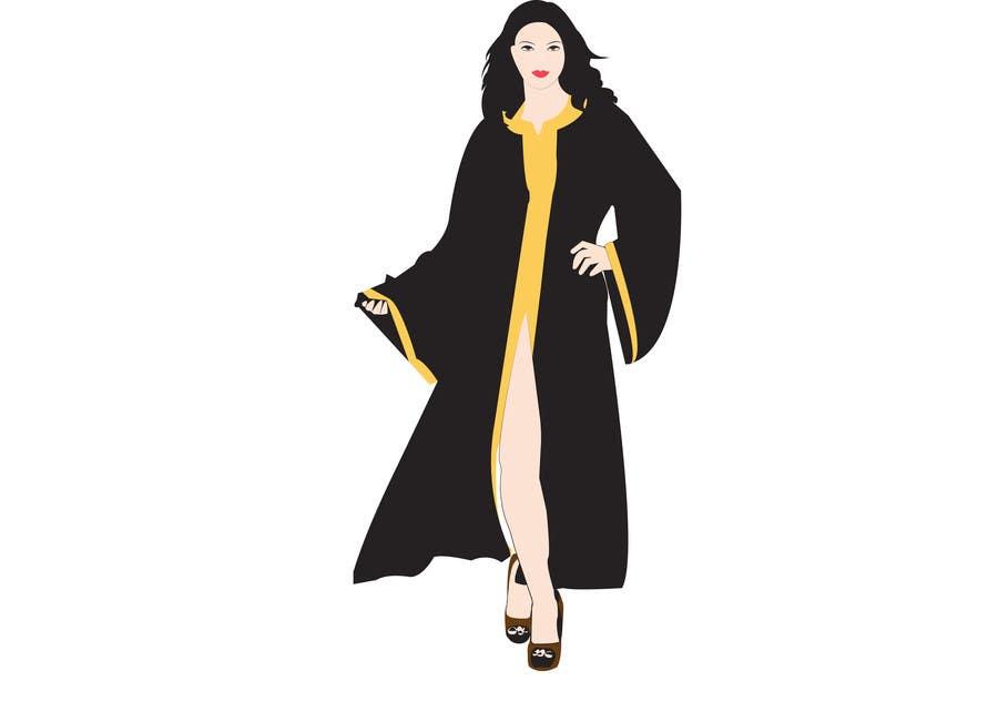 Inscrição nº 82 do Concurso para Mystique Brand Illustration