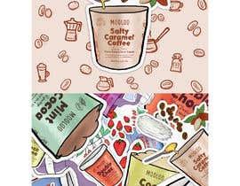 #37 cho Food Brand illustrations bởi JulianIgMoreno