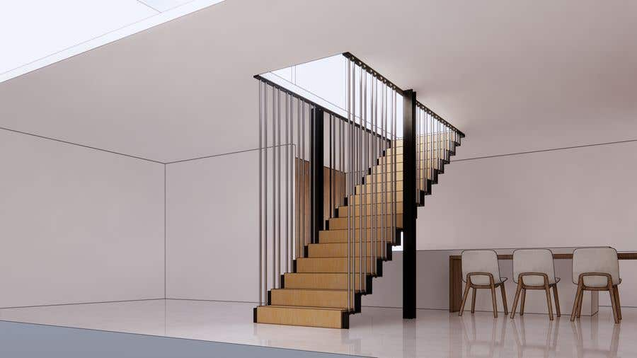 Proposition n°                                        67                                      du concours                                         Designing Staircase