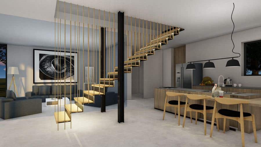 Proposition n°                                        102                                      du concours                                         Designing Staircase
