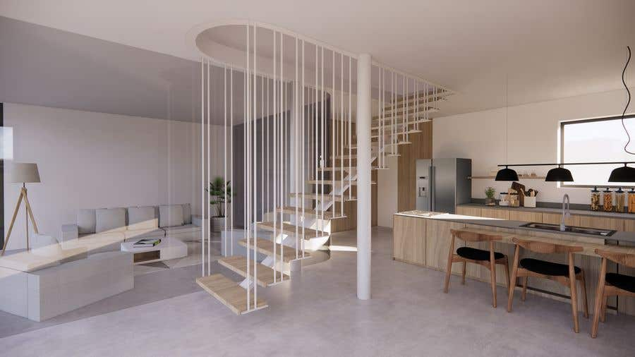 Proposition n°                                        103                                      du concours                                         Designing Staircase