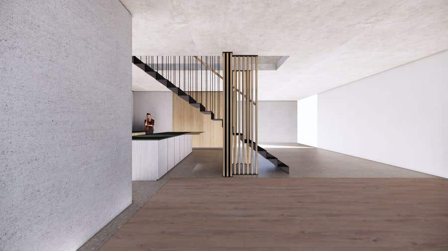 Proposition n°                                        24                                      du concours                                         Designing Staircase