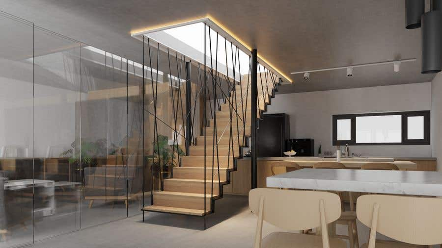 Proposition n°                                        98                                      du concours                                         Designing Staircase