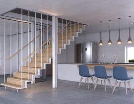 Nro 68 kilpailuun Designing Staircase käyttäjältä dodyardiansyah