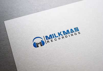 #38 untuk Create a logo and business card design for Milkman Recordings. oleh sdartdesign