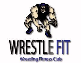 #14 for Design a Logo for WrestleFit by mir9