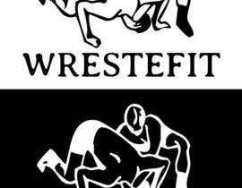 #9 for Design a Logo for WrestleFit by Escbox