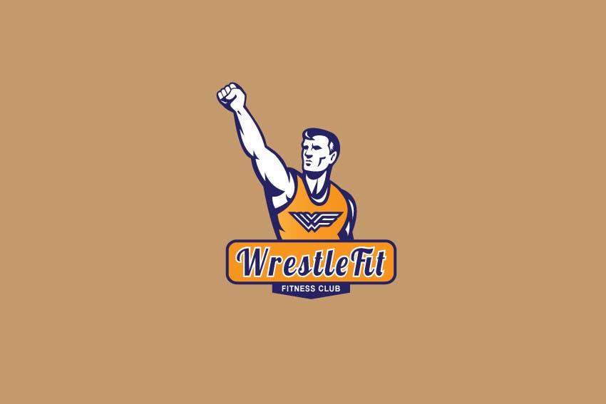 Contest Entry #                                        22                                      for                                         Design a Logo for WrestleFit