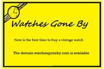 Bài tham dự #108 về Marketing cho cuộc thi Vintage watches retailer name and baseline