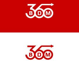 #26 for Design a Logo for BDM360 by mehdihasamgd