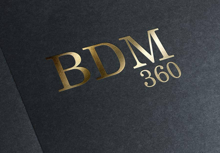 Contest Entry #                                        34                                      for                                         Design a Logo for BDM360