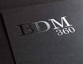 #35 for Design a Logo for BDM360 by scchowdhury