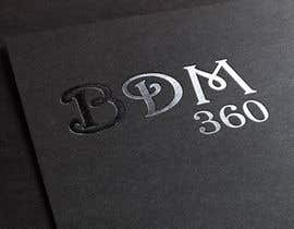 nº 36 pour Design a Logo for BDM360 par scchowdhury