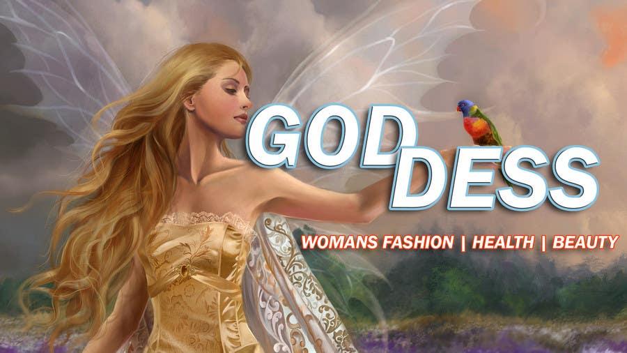 Konkurrenceindlæg #                                        49                                      for                                         Design a Logo for Goddess.