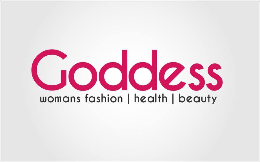 Contest Entry #68 for Design a Logo for Goddess.