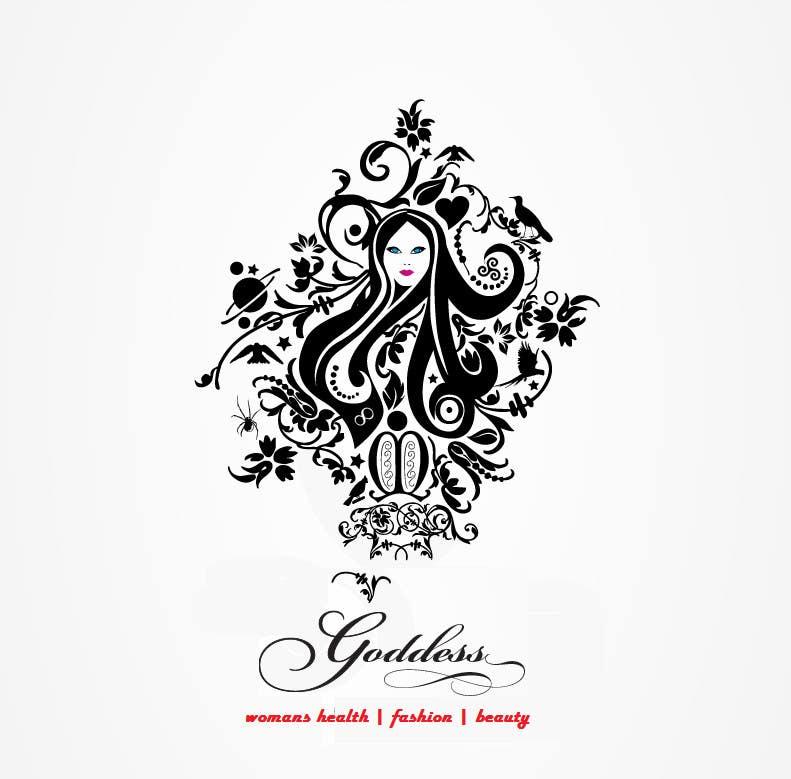 Konkurrenceindlæg #                                        77                                      for                                         Design a Logo for Goddess.