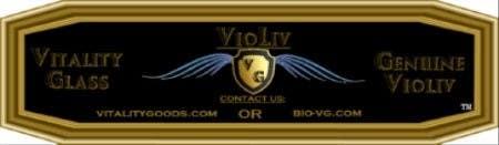 Kilpailutyö #                                        7                                      kilpailussa                                         Logo Design for Vitality Glassware