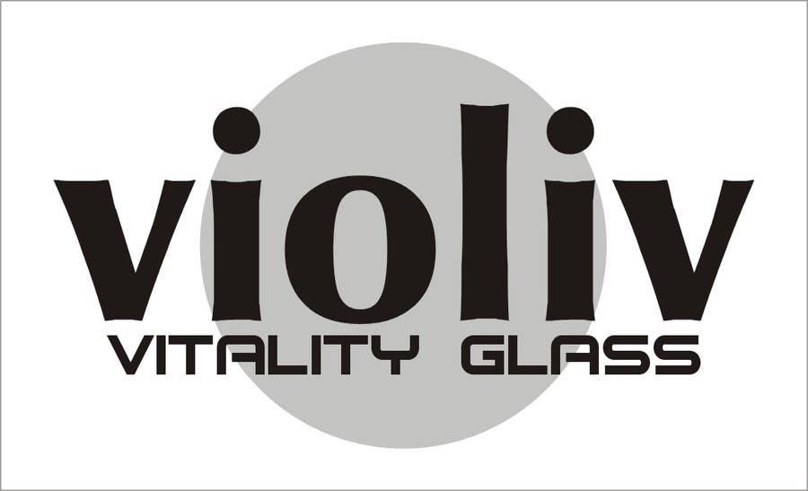 Kilpailutyö #                                        13                                      kilpailussa                                         Logo Design for Vitality Glassware