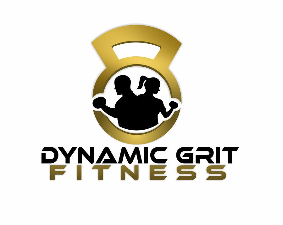Contest Entry #                                        2                                      for                                         Design a Logo for Dynamic Grit Fitness