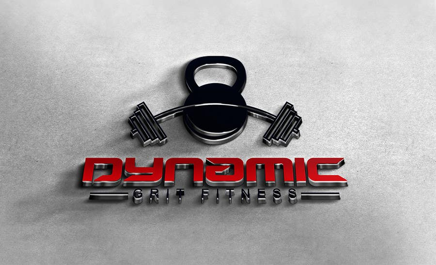 Contest Entry #                                        69                                      for                                         Design a Logo for Dynamic Grit Fitness