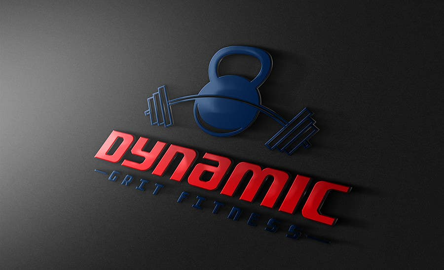Contest Entry #                                        71                                      for                                         Design a Logo for Dynamic Grit Fitness