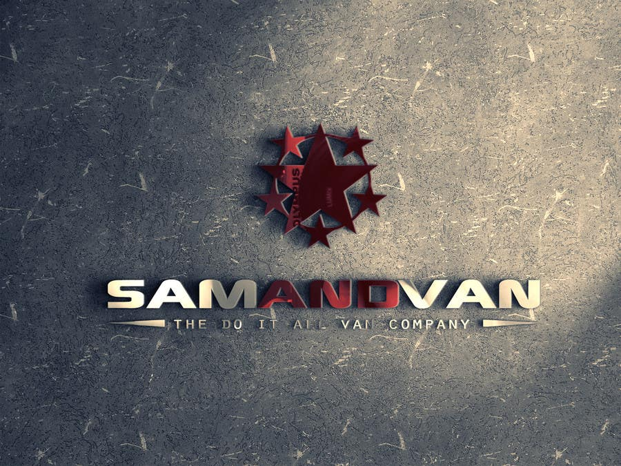 Contest Entry #                                        37                                      for                                         Design a Simple Logo for Sam and Van