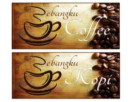 #13 for Logo Design for Our Brand New Coffee Shop by akashcanalso