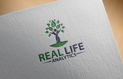 #23 cho Design a Logo for Real Life Analytics bởi alikarovaliya
