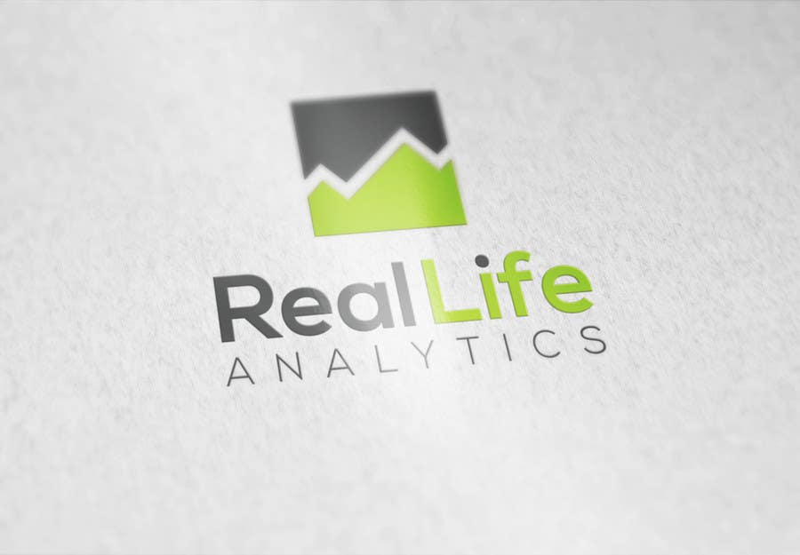 Contest Entry #                                        11                                      for                                         Design a Logo for Real Life Analytics