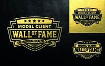 Logo Design Konkurrenceindlæg #31 for Wall of Fame